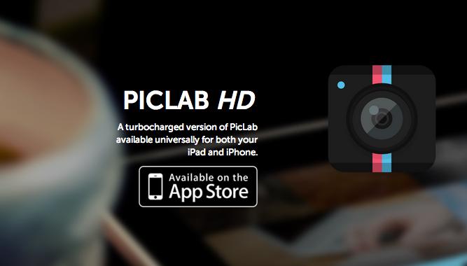 PicLab HD-iPad-iOS-sale