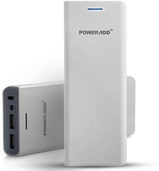 Poweradd™ Pilot X5 16000mAh Portable Charger External Battery Pack Dual USB Power Bank