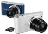 Samsung WB350F 16.3MP Digital Camera with 21x Optical Zoom, 3.0%22 TFT LCD TS, 1080p HD, Wi-Fi with FREE 16GB Centon Class 10 microSD Card