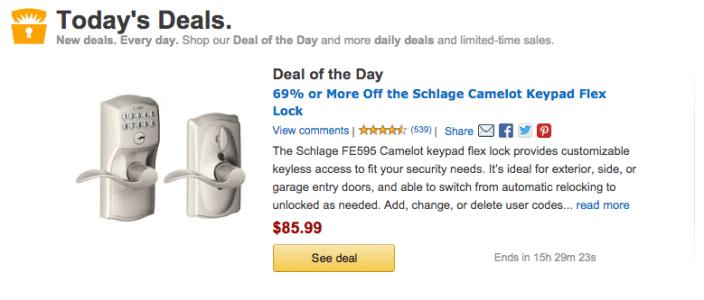 Schlage FE595 Camelot Keypad Levers-locks-sale-05