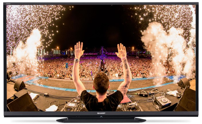 Sharp AQUOS 60-inch LED Smart HDTV: $780 shipped (orig. $1,000)