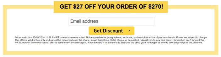 TigerDirect-27-off-coupon
