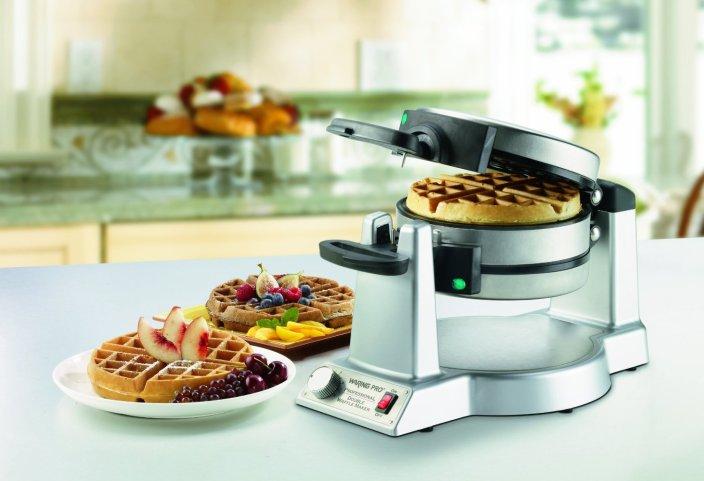 Waring Pro Double Belgian-Waffle Maker-WMK600-sale-01