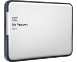 WD 1TB My Passport Slim Portable Hard Drive