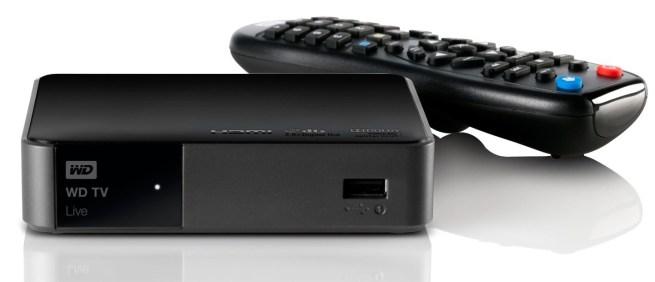 WD TV Live Media Player Wi-fi 1080p