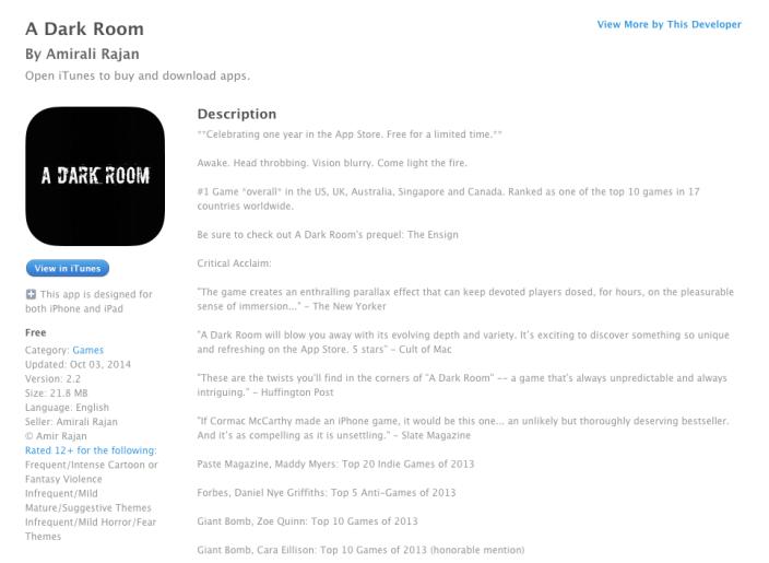 A Dark Room-iOS-free-02