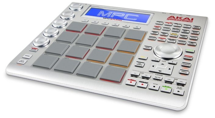 Akai Professional MPC Slimline Studio Music Production Controller-sale-01