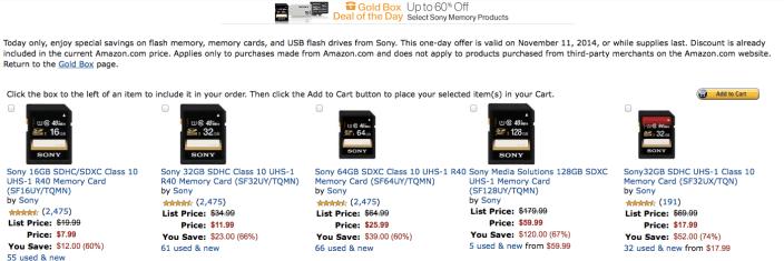 amazon-gold-box-sony-memory-deals