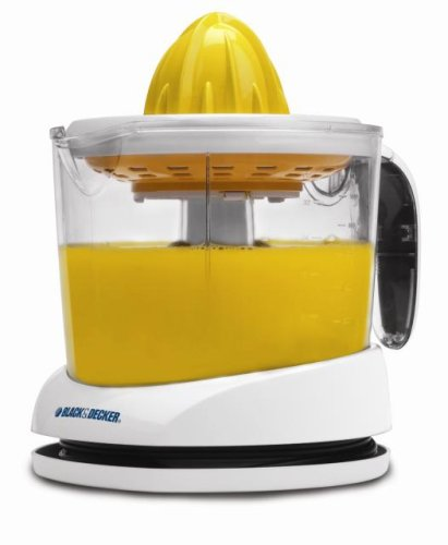 Black & Decker 30-Watt 34-Ounce Citrus Juicer (CJ625)-sale-01