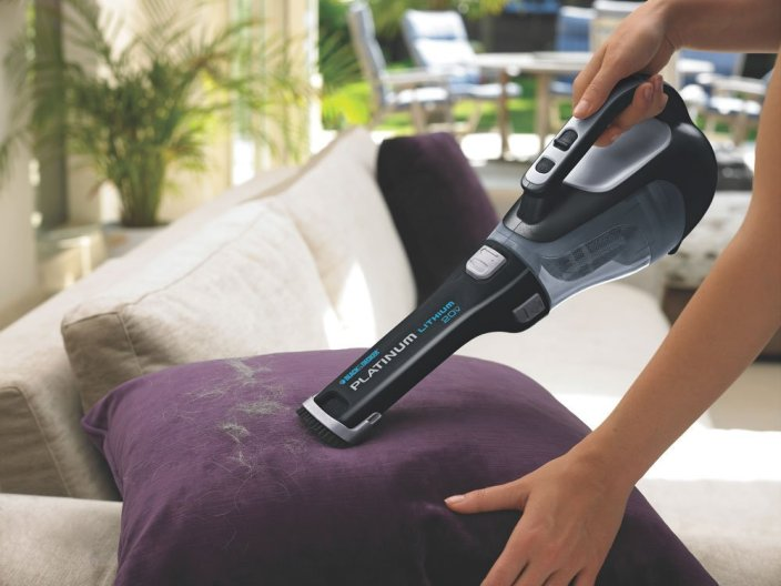 Black & Decker Platinum BDH2000L 20-Volt Max Lithium Ion Cordless Hand Vacuum-sale-01