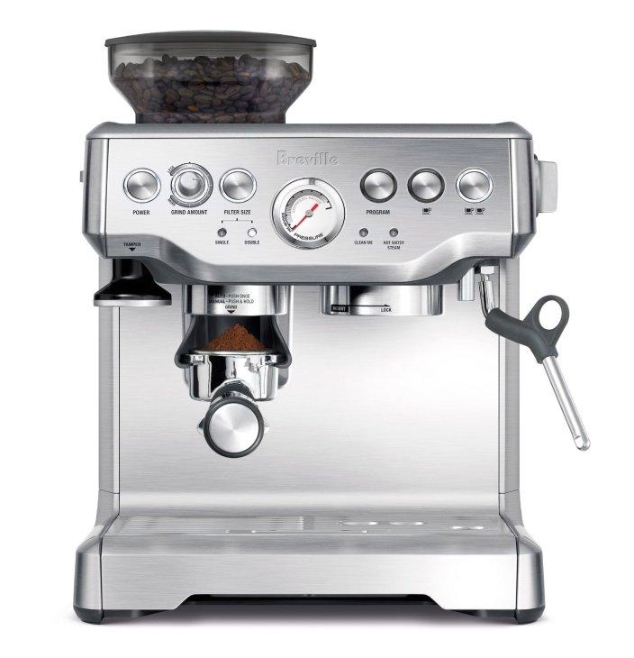 Breville Barista Express Espresso Machine-BES870XL