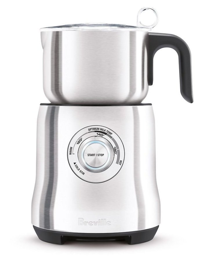 Breville Milk Café Milk Frother:Hot Chocolate Maker-BMF600XL-sale-02