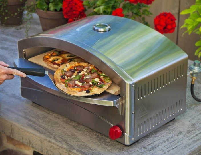 Camp Chef PZOVEN Outdoor Artisan Pizza Oven With 5-Piece Accessory-sale-01