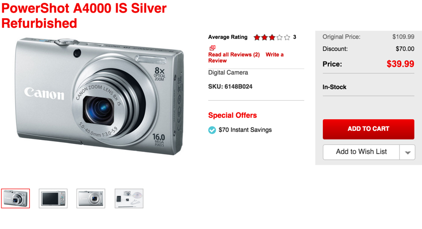 Canon PowerShot