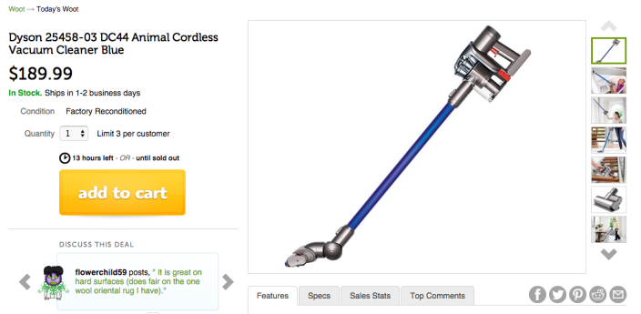 Dyson DC44 Animal Cordless Vacuum Cleaner-sale-05