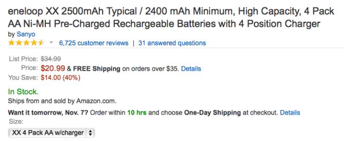 eneloop-batteries-charger-amazon-deal