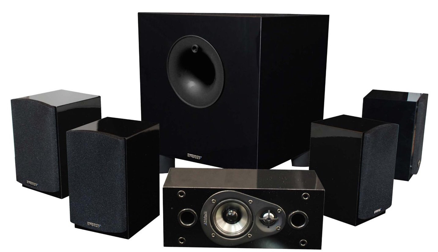 Energy 5.1 Take Classic Home Theater