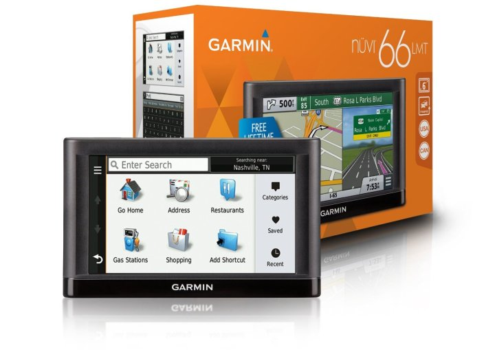 Garmin nüvi 66LMT GPS Navigator System-sale-02