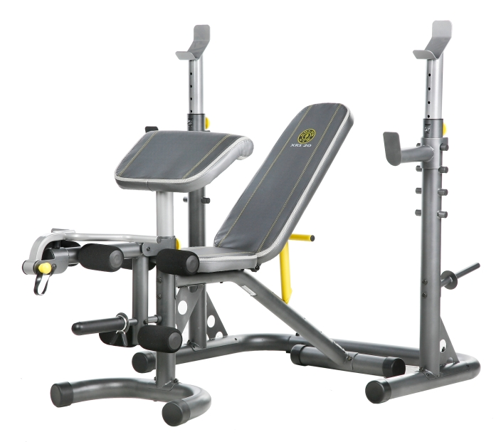 Gold's Gym XRS 20 Olympic Bench-sale-01
