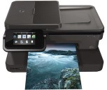 HP Photosmart 7520 All-In-One Inkjet Printer:Copier:Scanner:Fax Machine