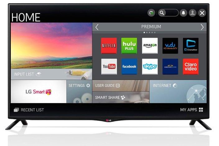LG 40UB8000 40%22 Class (39.5%22 Diagonal) 4K Ultra HD 120Hz Smart LED TV