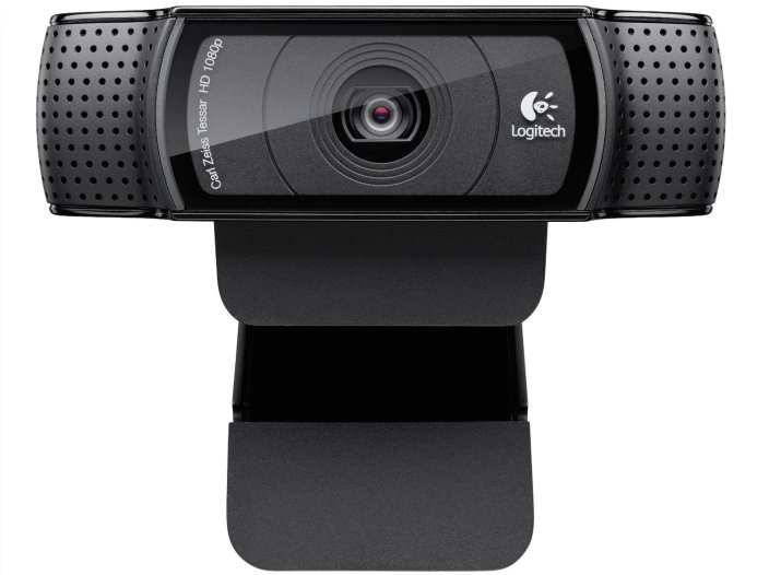 Logitech HD Pro Webcam C920 w: 1080p Widescreen Video Calling and Recording-sale-01