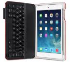 Logitech Ultrathin Keyboard Folio Case For iPad Mini with Auto Sleep:Wake Function, iOS Shortcut Keys, Powerful Magnetic Clips and Lightweight Construction (Choice of 2 Colors)