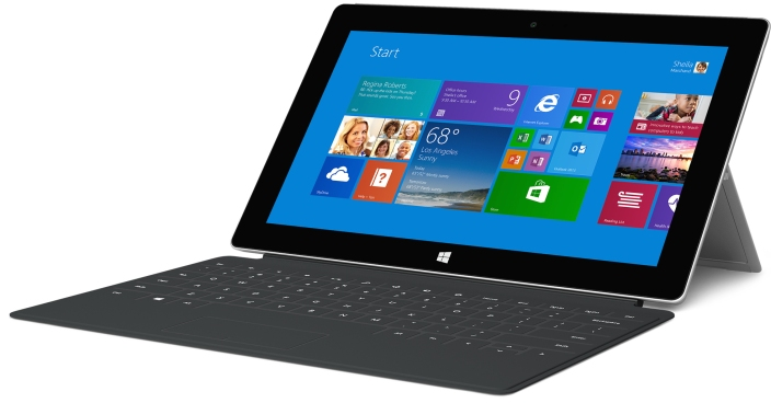 Microsoft Surface 2 32GB 10.6%22 Tablet Windows RT 8.1 Manufacturer Refurbished