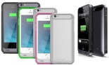 Mota Extended-Battery Case for iPhone 5:5s, 6 and 6 Plus