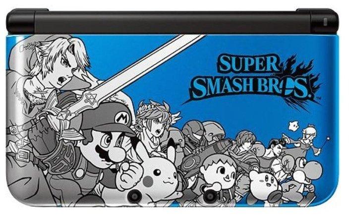 Nintendo 3DS XL handheld console-sale-01