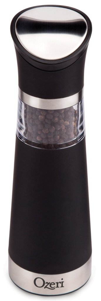 Ozeri Graviti Pro Electric Pepper Mill and Grinder-sale-01