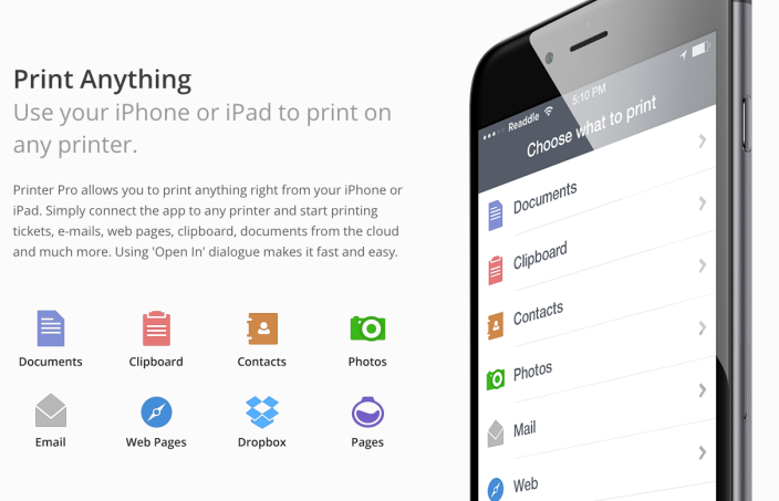 Printer Pro-iOS-sale