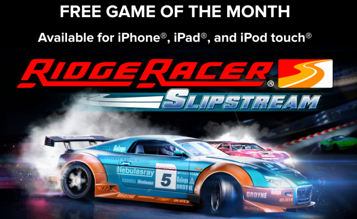 Ridge Racer Slipstream-Free game of the month-IGN-01