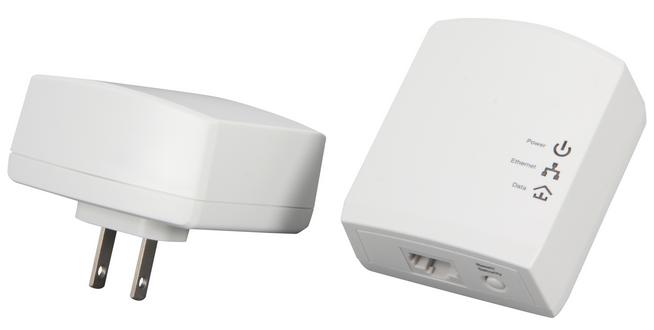 Rosewill 200Mbps Powerline AV Mini Wall-Plug Adapter Starter Kit w: 2 Units-RPLC-201KIT-sale-04