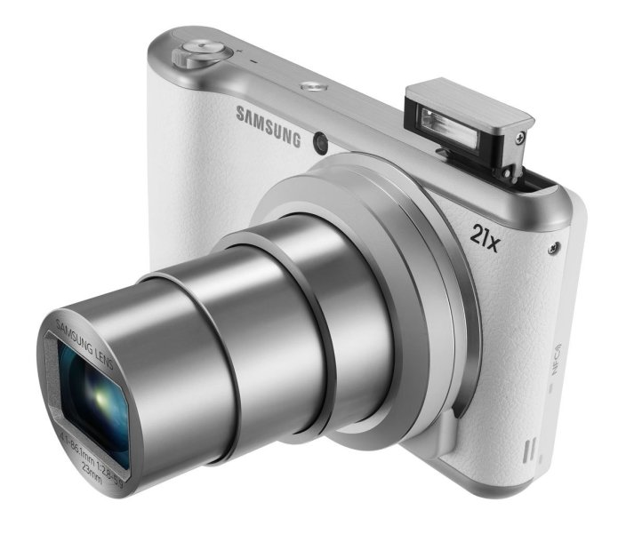 Samsung Galaxy Camera 2 16.3MP Digital Camera with 12x Optical Zoom and WiFi