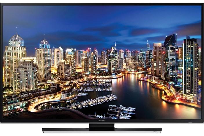Samsung UN50HU6950FXZA 50%22 UHD 4K Smart LED HDTV