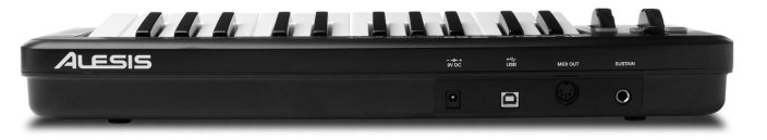 Alesis Q25 25-Key USB MIDI Keyboard Controller-sale-03