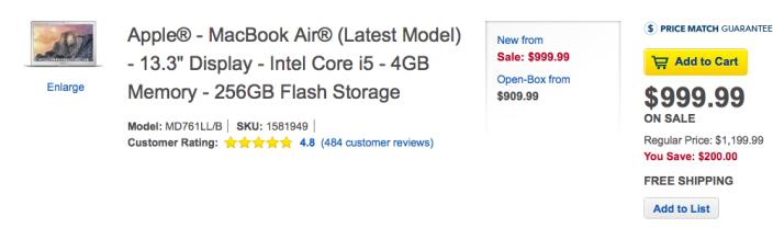 apple-macbook-air-best-buy-deal