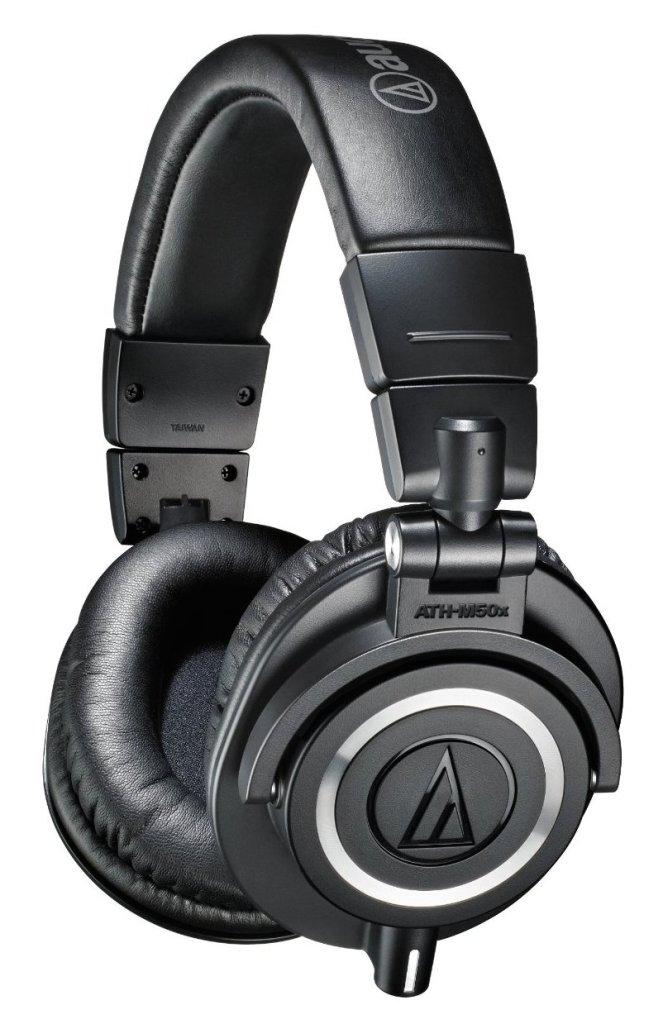 Audio-Technica ATH-M50x Professional Monitor Headphones-sale-01