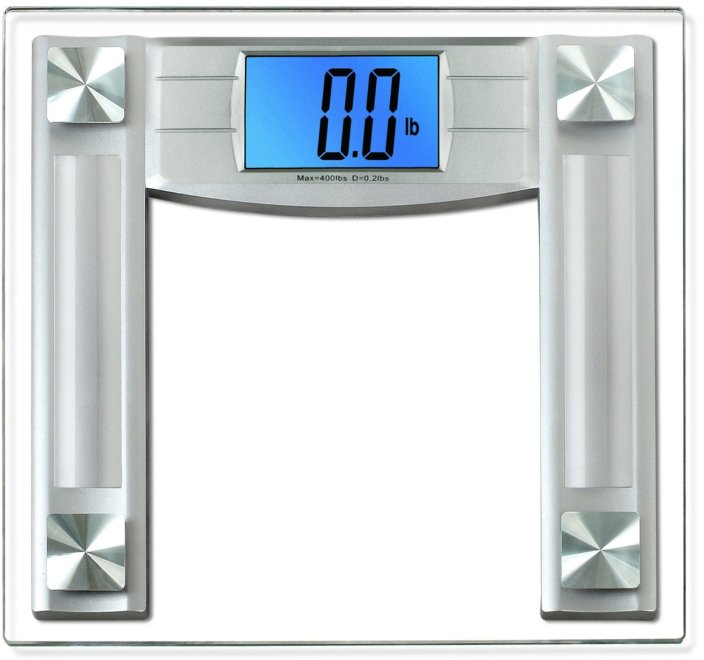 BalanceFrom High Accuracy Digital Bathroom Scale-sale-01