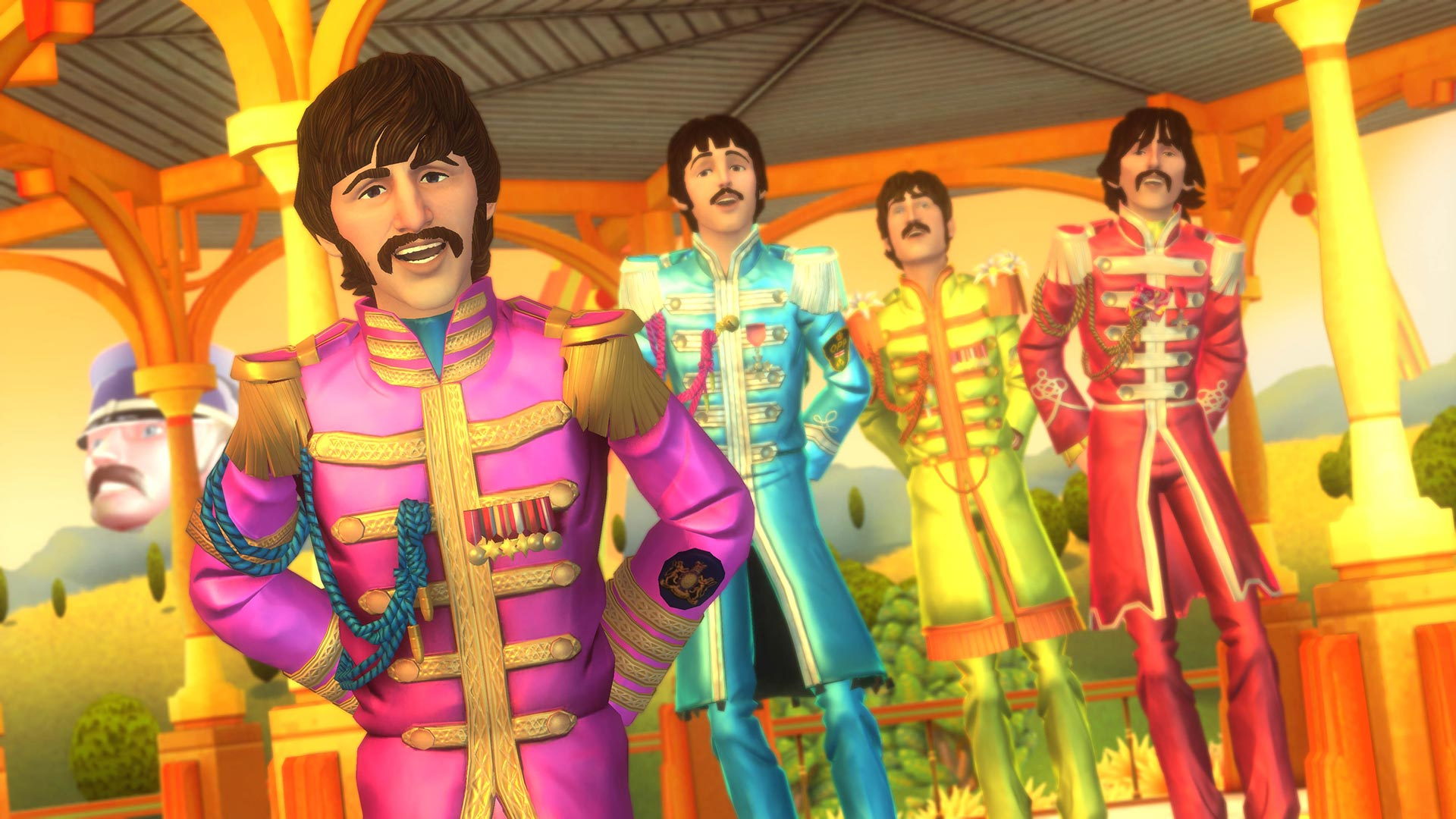 Gaming For Couples: The Peggle Family + The Beatles: Rock