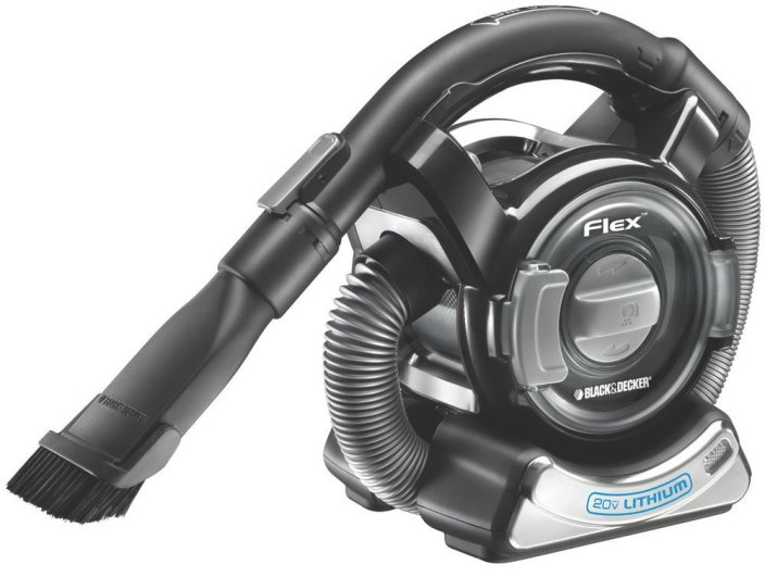Black & Decker Platinum 20-Volt Max Lithium Ion Flex:hand Vacuum-BDH2000FL-sale-01