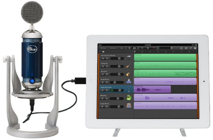 Blue Microphones Spark Digital Lightning Condenser Microphone-sale-01