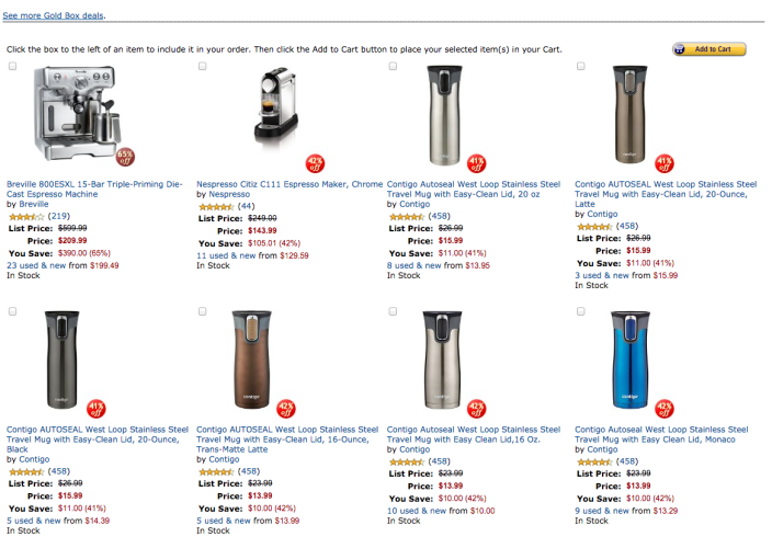 Contigo travel mugs-espresso machines-Amazon-sale-02