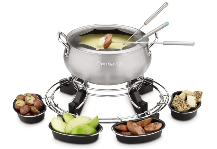 Cuisinart Lazy Susan Electric Fondue Maker-sale-01