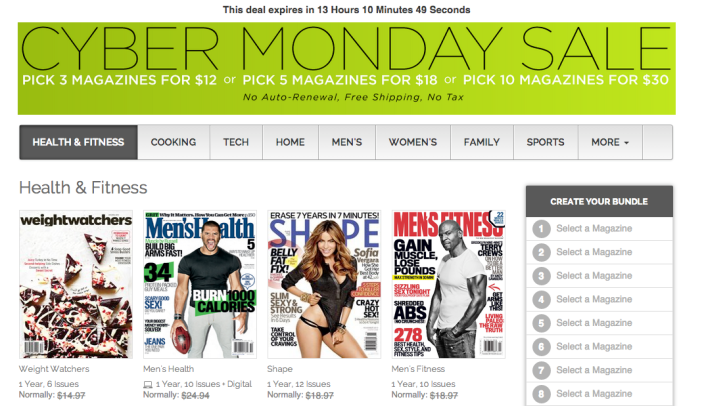 Cyber Monday-magazine sale-01
