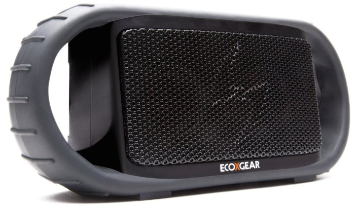 ECOXGEAR Rugged and Waterproof Wireless Bluetooth Speaker in black-ECOXBT-sale-01