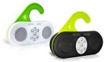 Gator Sound Waterproof Bluetooth Shower Speaker:Speakerphone