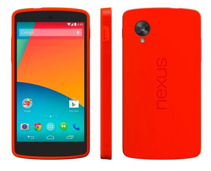 Google Nexus 5 D821 Smartphone 16GB Red