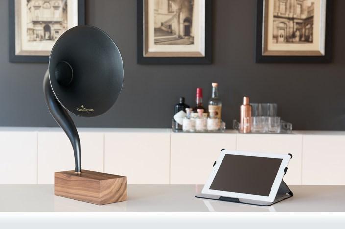 Gramovox-Bluetooth-Gramophone